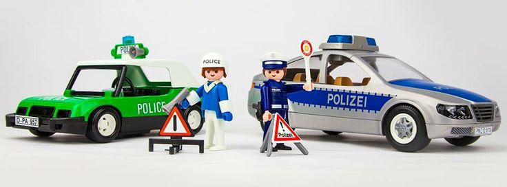Αστυνομία PLAYMOBIL 1977-2012!