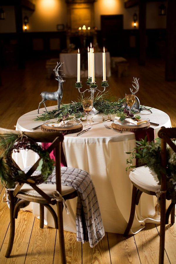 Best 25 old world wedding decor ideas on pinterest apricot in rustic winter wedding decor inspiration junglespirit Image collections