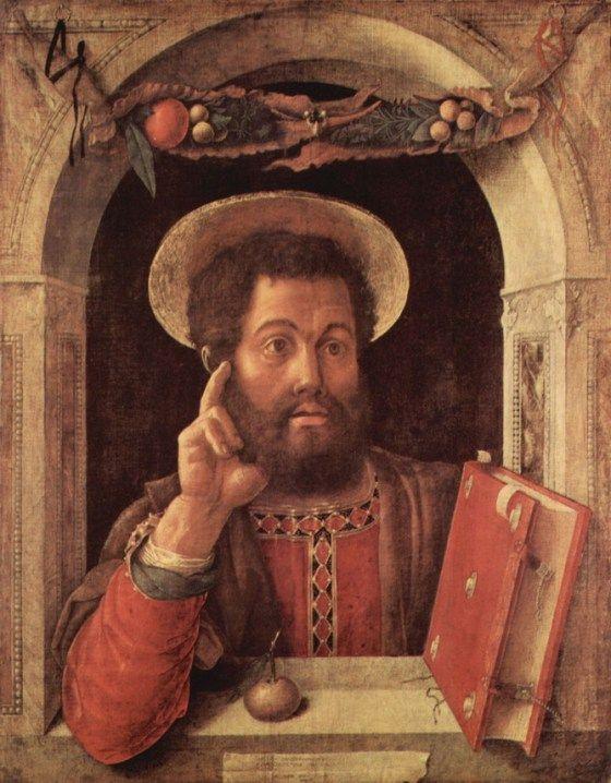 Andrea Mantegna – Markus Evangelist