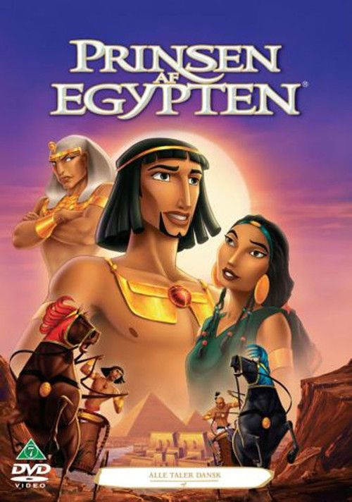 The Prince of Egypt 【 FuII • Movie • Streaming