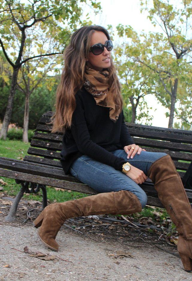 Zara  Jerseys and Zara  Botas                                                                                                                                                                                 Más