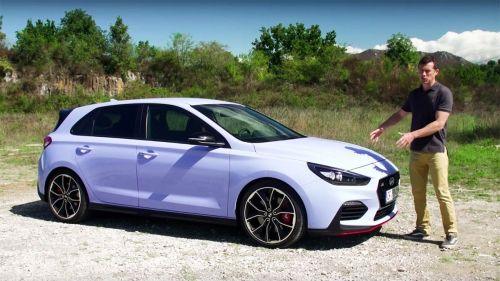 Review says new 2018 Hyundai i30 N is more than the sum of its parts