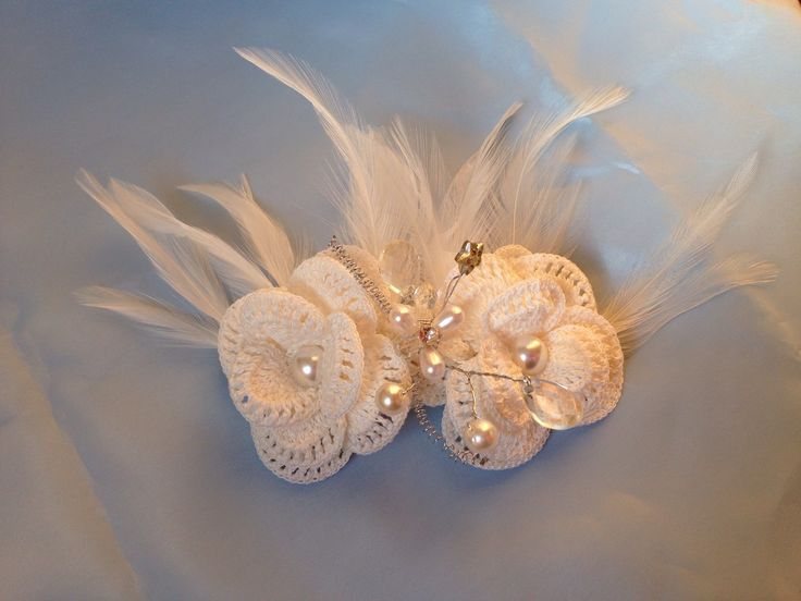 A personal favorite from my Etsy shop https://www.etsy.com/ie/listing/244097888/ivory-lace-double-rose-bridal-hair-comb