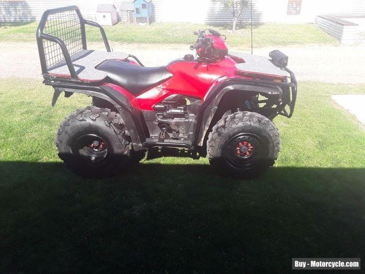 010 Honda trx 500 quad bike #honda #trx #forsale #australia