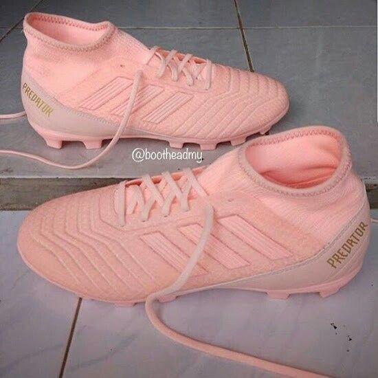 Pink adidas Predator 18.1 boots Football Boots fa95cc535c592