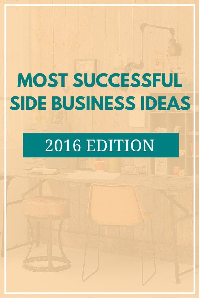 Want to make an extra $500-$1000 a month. Here are five side business ideas that have been proven to work in 2016! The ultimate guide on how to get started.. TODAY