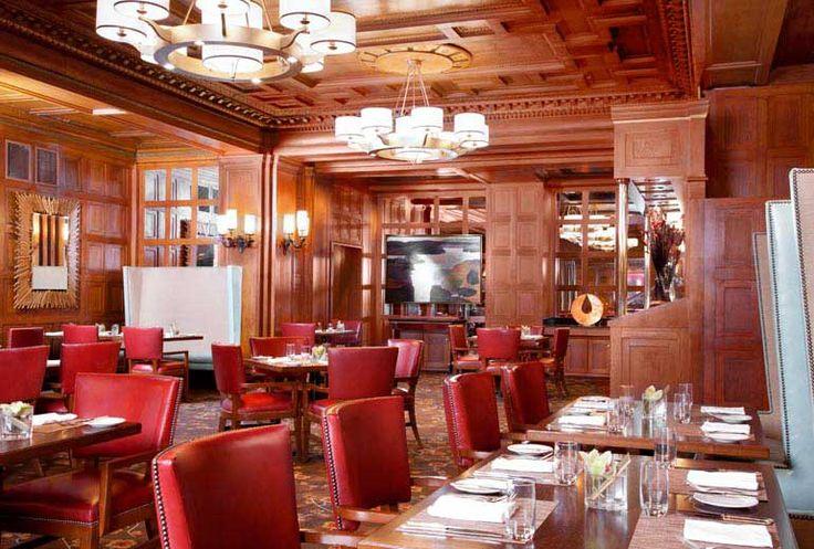 The Oak Room Restaurant -  The Westin St. Francis San Francisco on Union Square