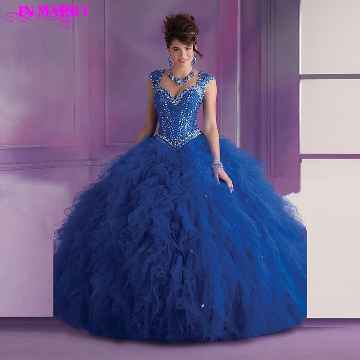 53 best quinces dresses images on Pinterest | Princess fancy dress ...