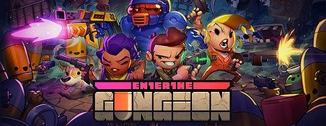 Weekend Deal  Enter the Gungeon 50% Off