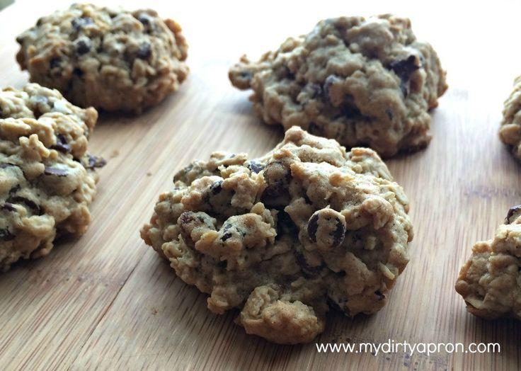 Oatmeal Raisin Chocolate Chip Cookies - My Dirty Apron