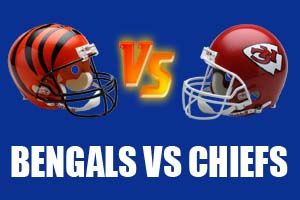 Cincinnati Bengals vs Kansas City Chiefs Live NFL Streaming