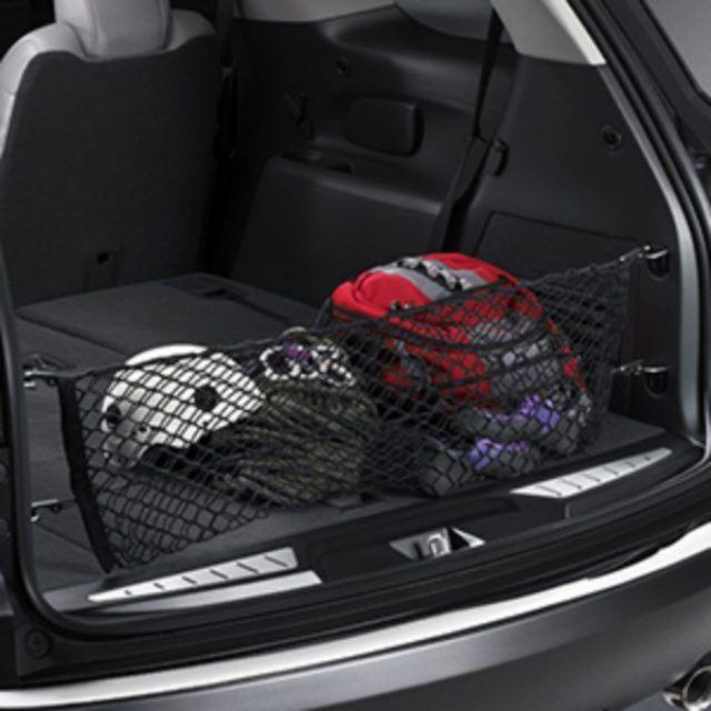 Cargo Net In Black Chevrolet Accessories Cargo Net Chevrolet