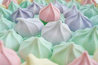 Seen at SuchPrettyThings blog.  Makes me want to make meringues.