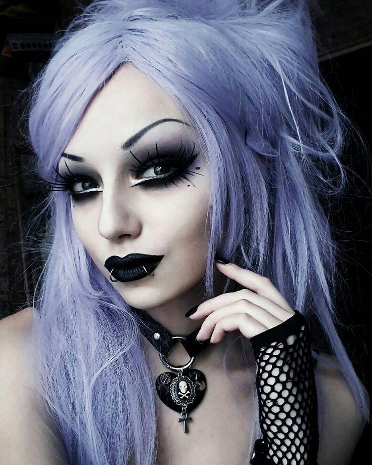 Model: Darya Goncharova * goth, goth girl, goth fashion, goth makeup, goth beauty, dark beauty, gothic, gothic fashion, gothic beauty, sexy goth,  alternative models, gothicandamazing, gothic and amazing, готы, готическая мода, готические модели, альтернативные модели