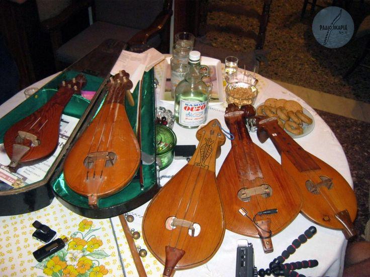 Αρχείο Παραδοσιακής Μουσικής - Επιτόπιες Ηχογραφήσεις: Γιάννης Μανώλης | Ράδιο Ικαρία 87.6
