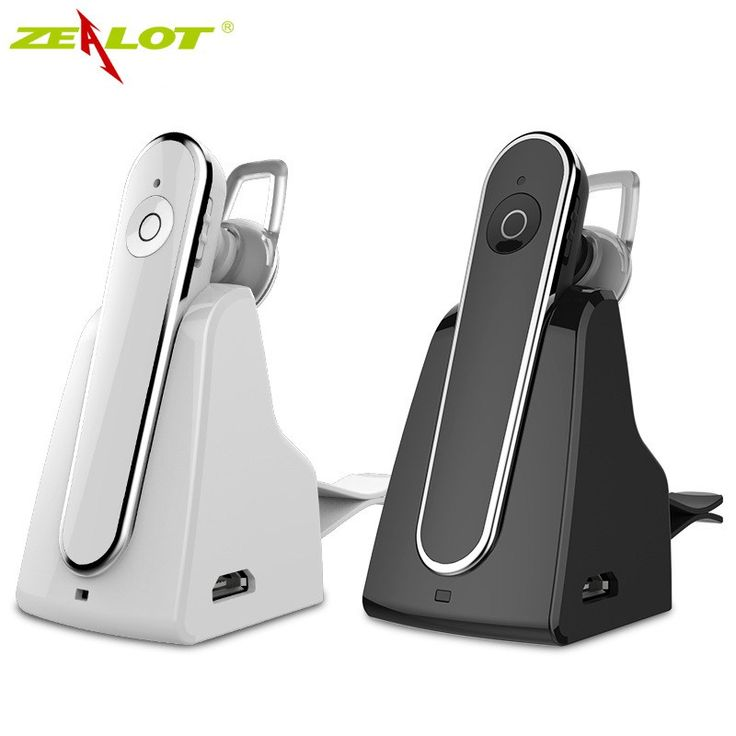 Discount! US $13.92  Zealot E5 Wireless Bluetooth Headset Handsfree Earphone with Microphone For Phone call Music Play Auto Hands Free Car Kit  Get discount for product: Samsung