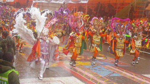 #Diablada Auténtica de #Oruro