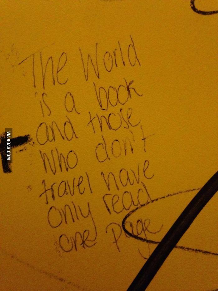 11 best toilet graffiti images on pinterest bathrooms for Bathroom 9gag