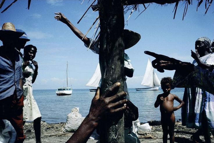 Haiti / Alex Webb