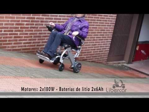 Silla electrica Libercar Mistral - www-ortoweb.com