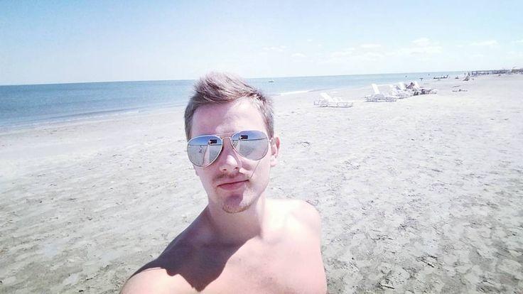 Plaja Sulina #relaxare #vacanta