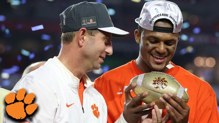 We'll Be Back: Clemson Returns For A National Championship - RantSports - http://www.rantsports.com/ncaa-football/2017/01/06/well-be-back-clemson-returns-for-a-national-championship/