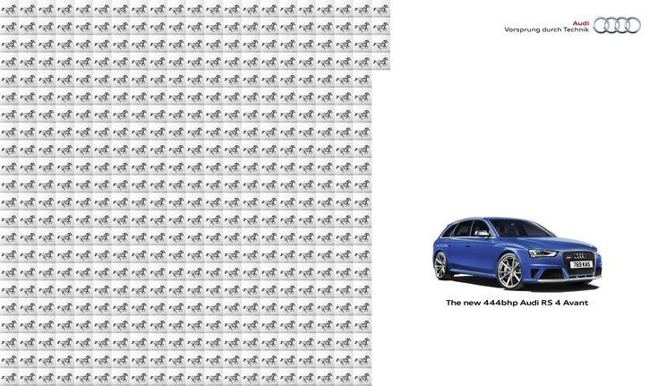 Audi: Horse Power