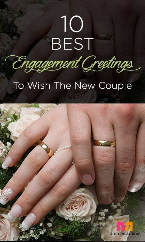 The 21 best engagement greetings images on pinterest cards 35 sweetest engagement wishes to share engagement greetingshappy couples m4hsunfo