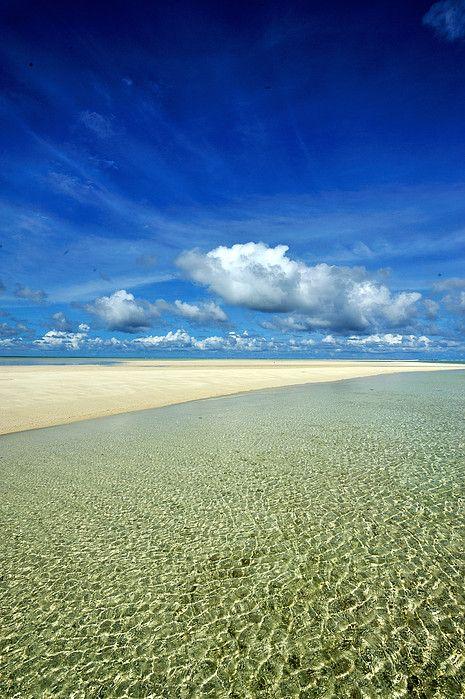 Derawan Beach in Island of Borneo_ Indonesia