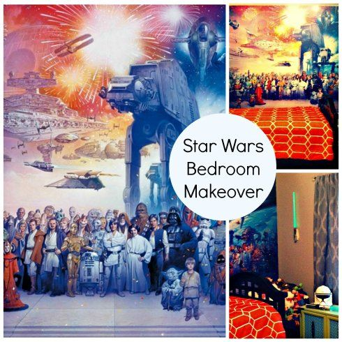 50 Best Star Wars Bedroom Images On Pinterest Child Room Star Wars Bedroom And Bedroom Boys