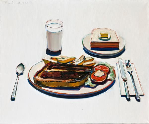 17 Best Images About Wayne Thiebaud On Pinterest