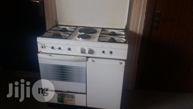Used Gas Cooker With Cylinder Compartment. | Home Appliances for sale in Lekki, Lagos, Nigeria