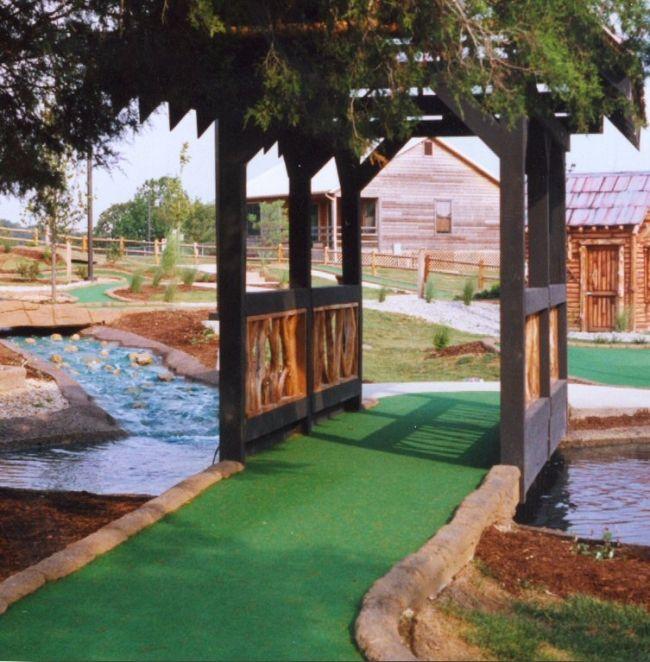 42 Best Images About Ideas: Mini Golf On Pinterest