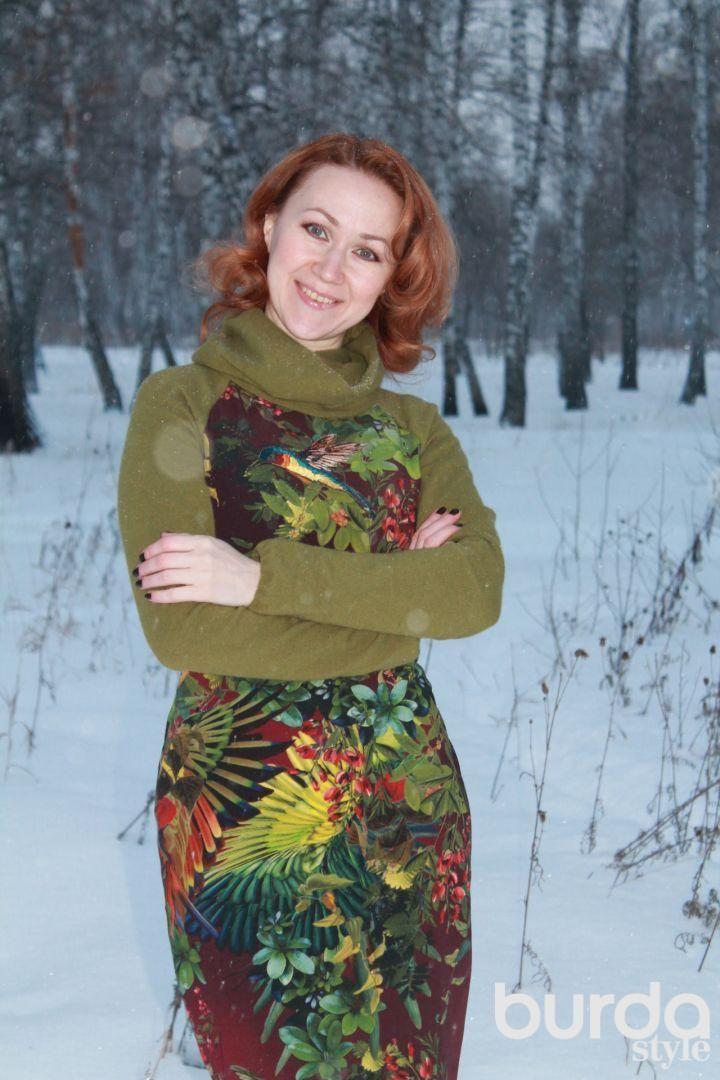 Тропики в сибирской зиме))). / Фотофорум / Burdastyle