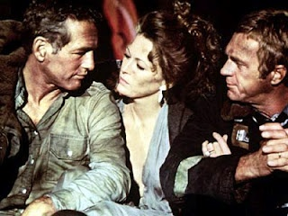 THE TOWERING INFERNO was a 1974 American action disaster film produced by Irwin Allen featuring an all-star cast led by Steve McQueen and Paul Newman.
