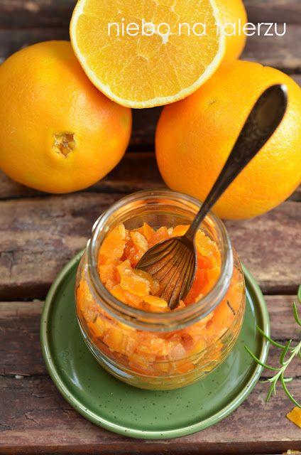 Skórka pomarańczowa, smażone dobro do ciast i deserów. Jak ją przygotować by nie była gorzka, by smakowała wybornie jak ta z kredensu babci?