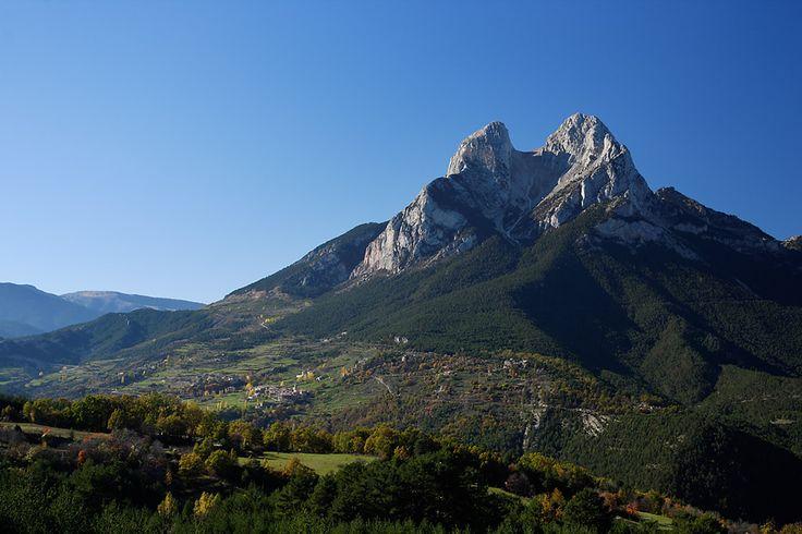 El Pedraforca a la comarca del Berguedà, Pirineus de Barcelona