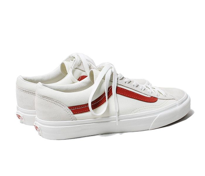vans old skool red marshmallow