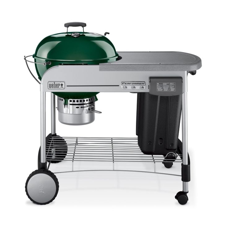 barbeque grill weber performer charcoal grill