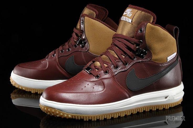Nike Lunar Force 1 Sneakerboot Footwear at Premier