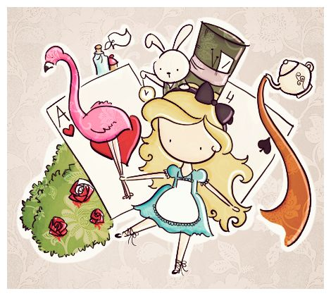 WE ARE ALL MAD, are we not?~The Mad Hatter
