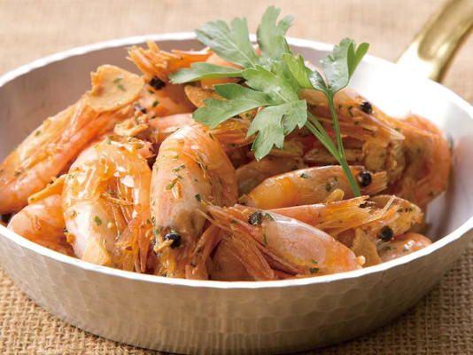 ハワイ・北米・カリブ海の料理が勢ぞろい!  (画像はハワイ料理「ガーリックシュリンプ」)                                                                                                                                                                                 もっと見る