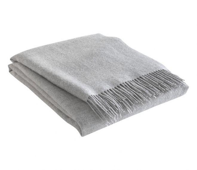 Wolldecke aus reinem Alpaka | sei so lieb