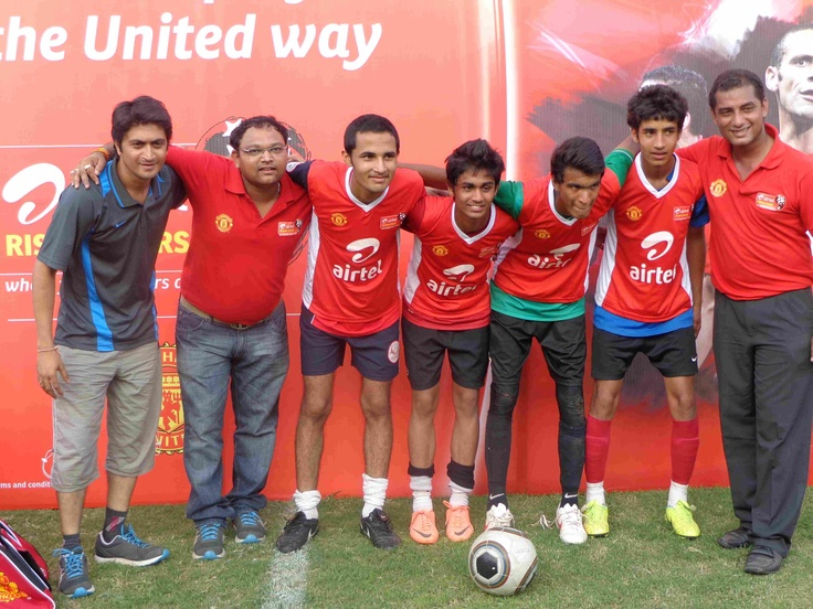 airtel RISING STARS 2012 Delhi Trials Day 3 & 4
