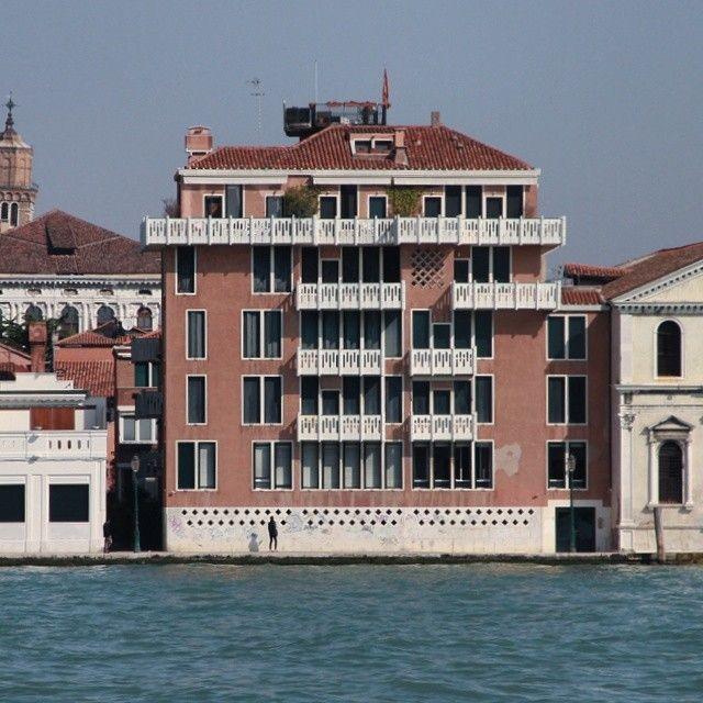 Casa delle zattere venezia ignazio gardella case e for Casa moderna venezia
