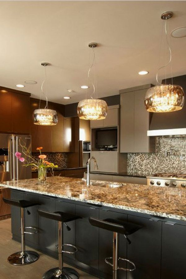 50 Beautiful Kitchen Lighting Ideas To Update The Bathroom In Your