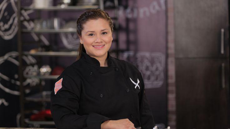 Angélica Flores del equipo 10.