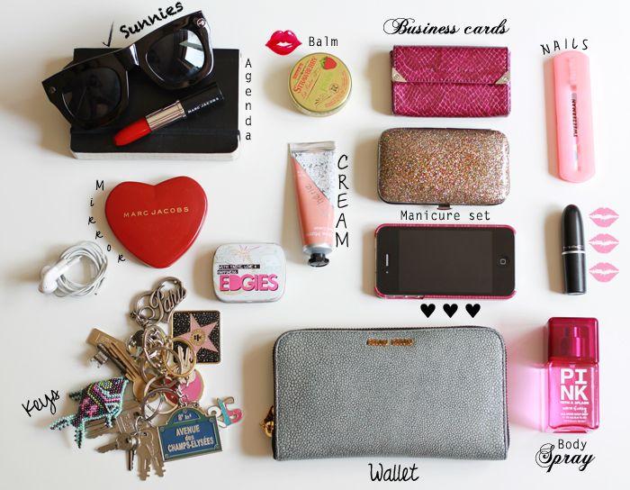 25  Best Ideas about Purse Essentials on Pinterest | Basic ...