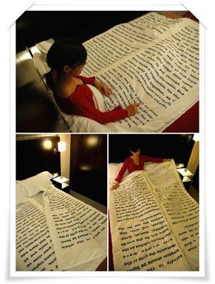 Olor a libro nuevo...y café: Decorando con libros 3: Dormitorio (Sí, quizá piensen que estás majareta)