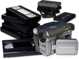 Tips Merubah Koleksi Video VHS Anda Ke Dalam Format Digital